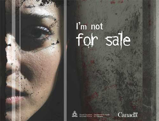 I'm not for sale campaign, Canada