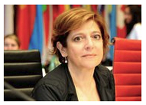 Ms. Maria Grazia Giammarinaro, OSCE Special Representative and Co-ordinator CTHB