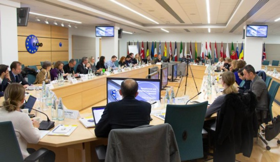 Source: EASO. 2020 first meeting of its Resettlement and Humanitarian Admission Network, EASO HQs in Malta
