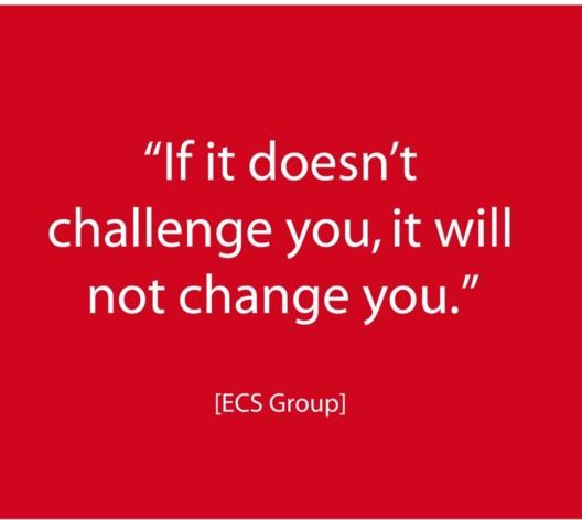 Spring 2015 - inspiring quote.